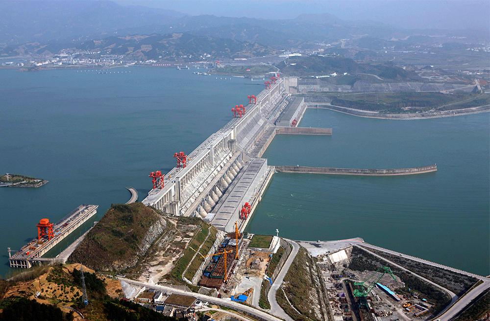 10 крупнейших ГЭС мира